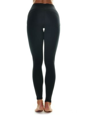 FREDI LEGGINGS BLACK JOLLYYOUNG