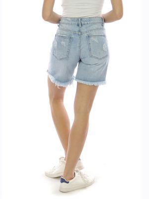 DENIM SHORTS MED SLID JOLLYYOUNG
