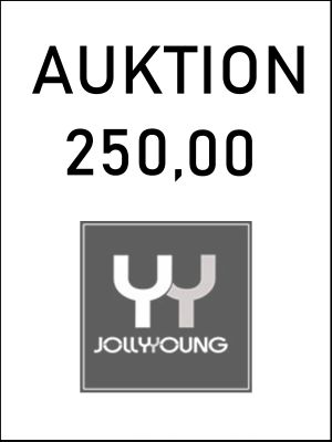 Live - Auktion 250kr. JOLLYYOUNG