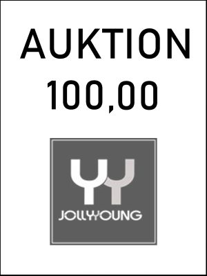 Live - Auktion 100kr. JOLLYYOUNG